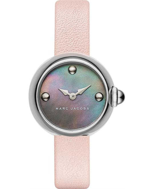 MARC JACOBS Courtney Mother Of Pearl Watch 28mm