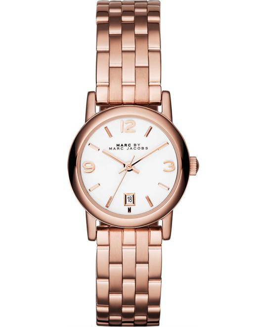 MARC JACOBS Farrow Rose Gold Tone Ladies Watch 26mm