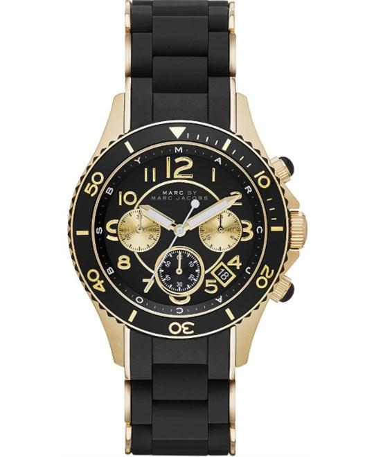 Marc Jacobs Wrapped Rock Black Watch 40mm