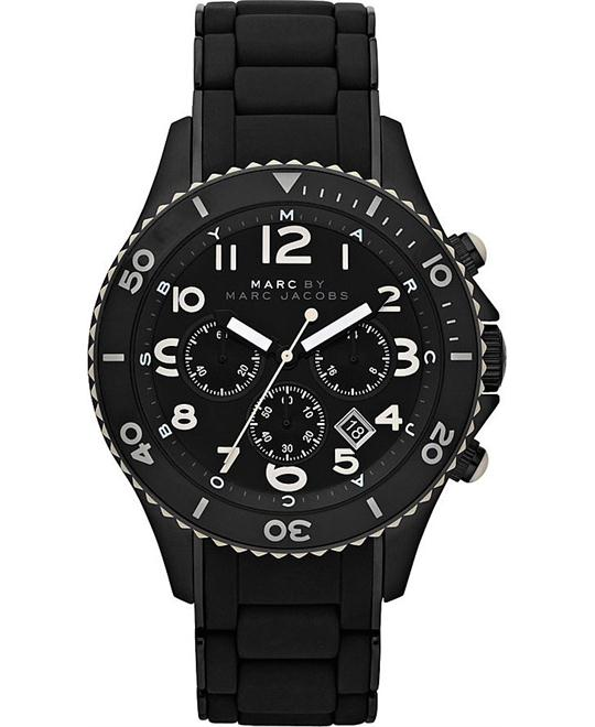 Marc Jacobs Rock Mens Chronograph Watch 45mm