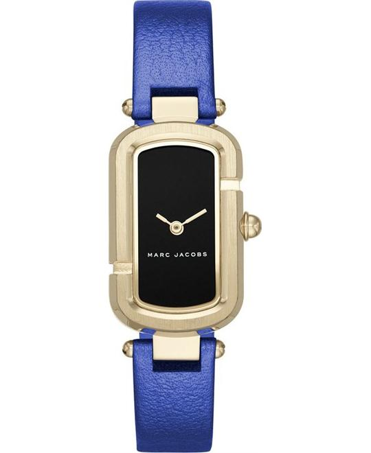 Marc Jacobs The Jacobs Metallic Blue Watch 31mm