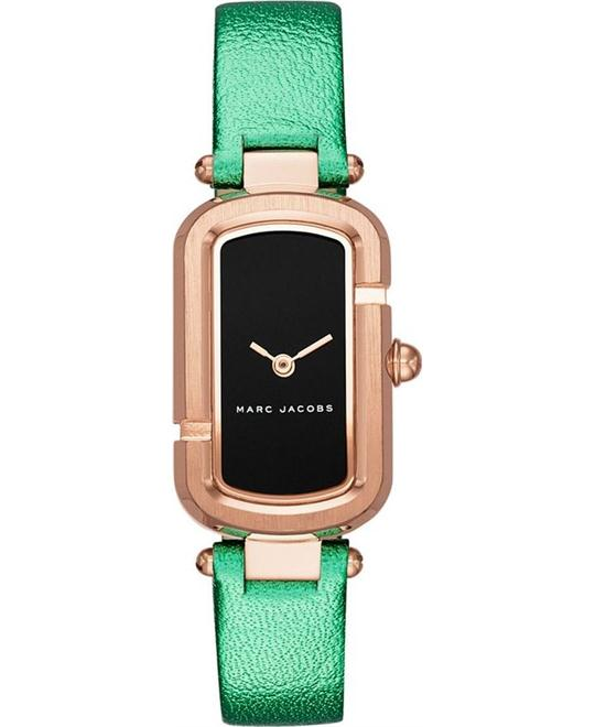 Marc Jacobs The Jacobs Metallic Green Watch 31mm