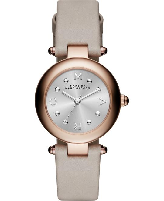 Marc Jacobs Women's Dotty Rose Gold-Tone Watch 26mm