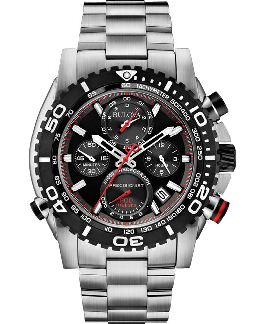 BULOVA PRECISIONIST Chronograph COLLECTION 47MM