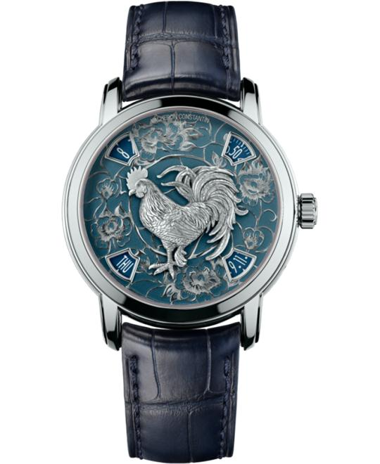 MÉTIERS D'ART 86073/000P-B154 YEAR OF THE ROOSTER 40