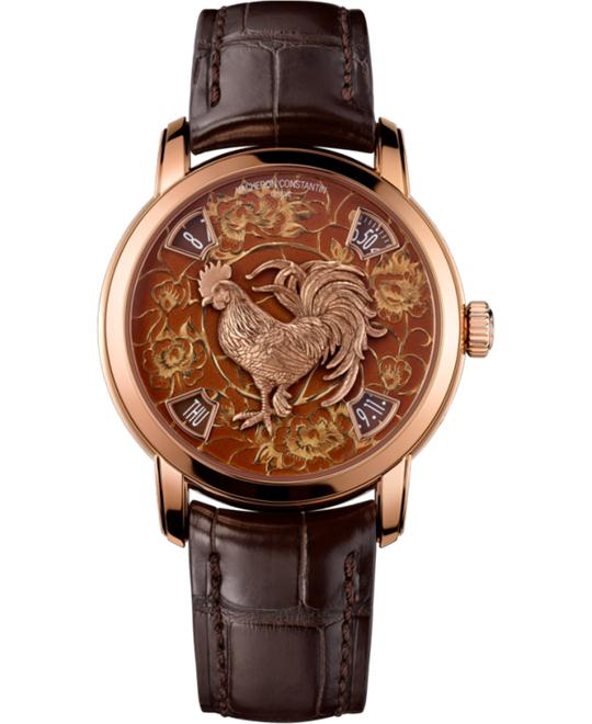 MÉTIERS D'ART 86073/000R-B153 YEAR OF THE ROOSTER 40