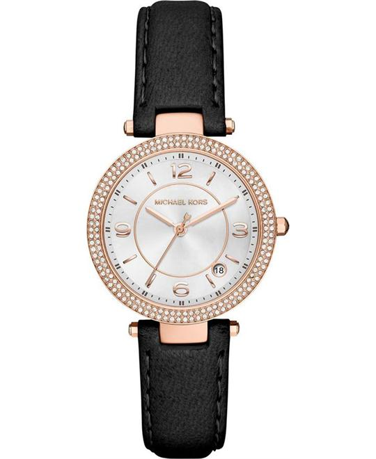 MICHAEL KORS MINI PARKER ROSE WOMEN'S WATCH 33mm