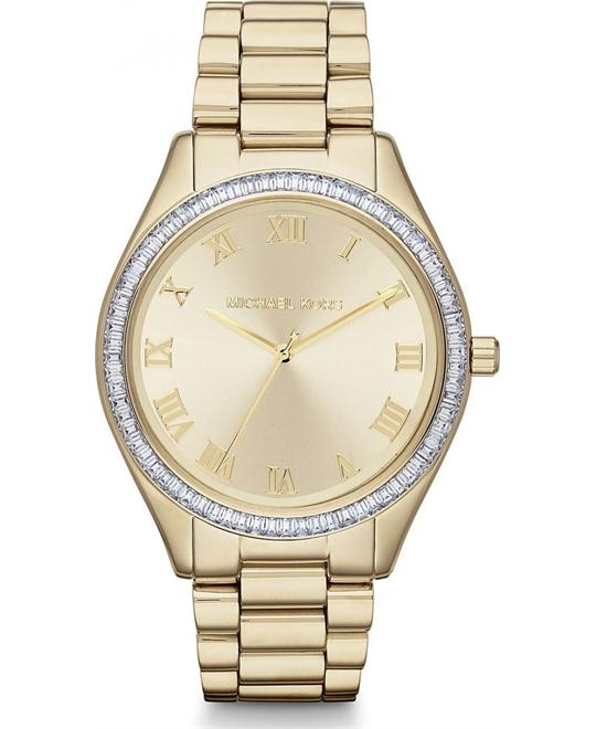Michael Kors Blake Champagne Unisex Watch 41mm