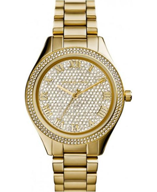 Michael Kors BLAKE Unisex Swarovski Crystals Watch 40mm