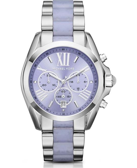 MICHAEL KORS Bradshaw Chronograph Watch 43mm
