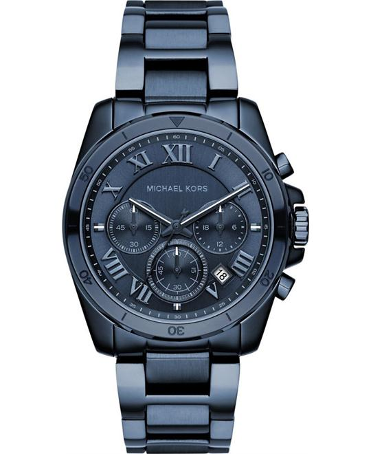 MICHAEL KORS Brecken Chronograph Men's Watch 44mm
