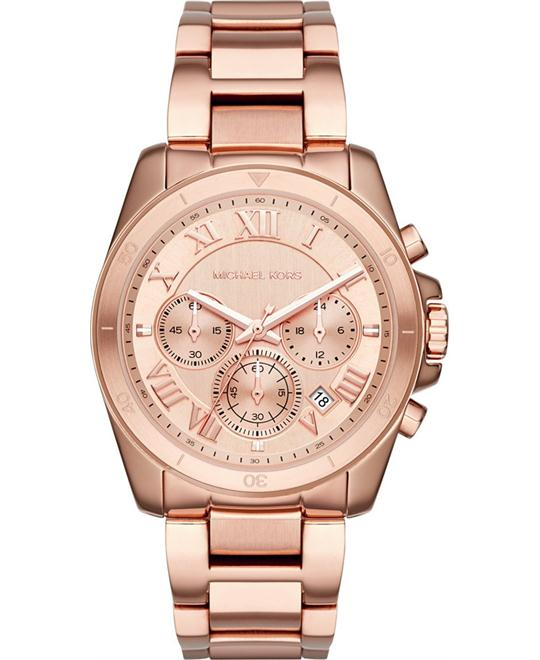 Michael Kors Brecken Chronograph Unisex Watch 40mm