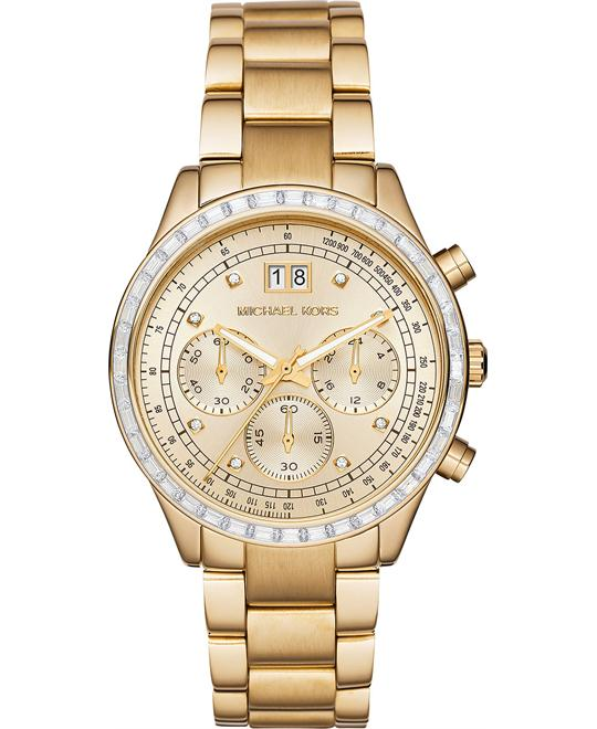Michael Kors Brinkley Women's Chronograph Watch 40mm