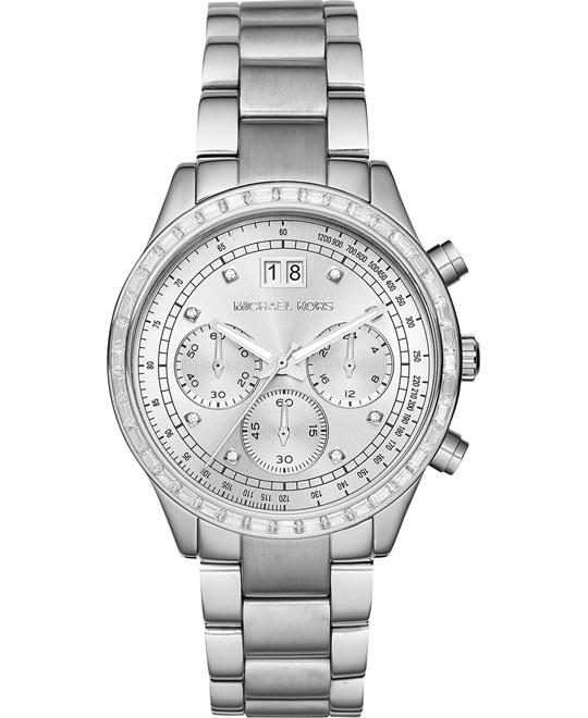 Michael Kors Brinkley Chronograph Watch 40mm