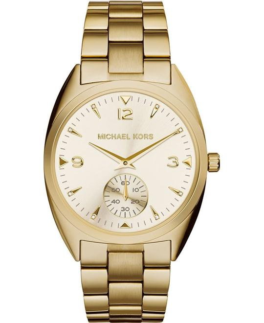 MICHAEL KORS Callie Champagne Unisex Watch 39mm