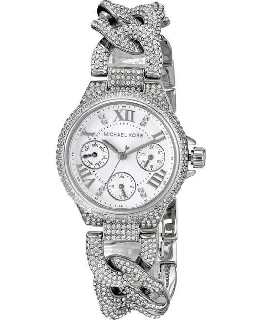 Michael Kors Camille Pave Stones Women's Watch 34mm