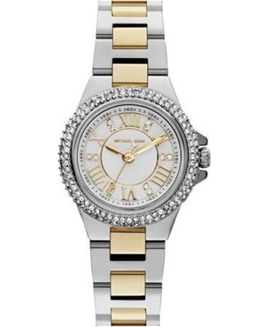 Michael Kors Camille Two-tone Ladies Watch 26mm