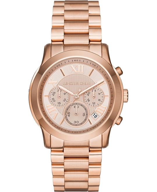 MICHAEL KORS Cooper Chronograph Rose Watch 39mm
