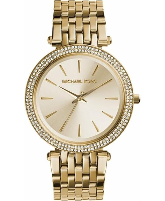 Michael Kors Darci Glitz gold Ladies Watch 39mm