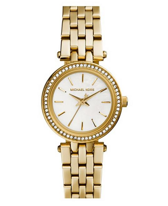 Michael Kors DARCI GOLD Swarovski Watch 26mm