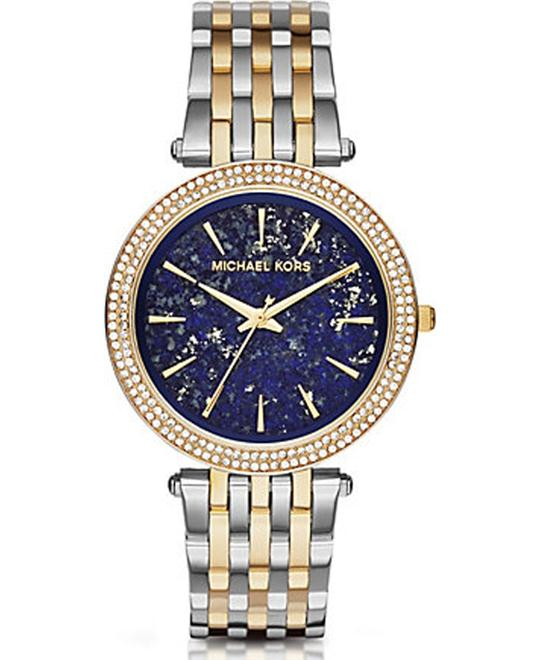 MICHAEL KORS  Darci Pavé Gold Watch 39mm