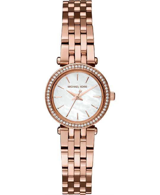 Michael Kors Darci Rose Gold-Tone Watch 26mm