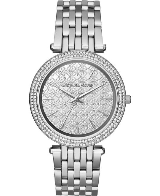 Michael Kors Darci Silver-Tone-Tone  Women's Watch
