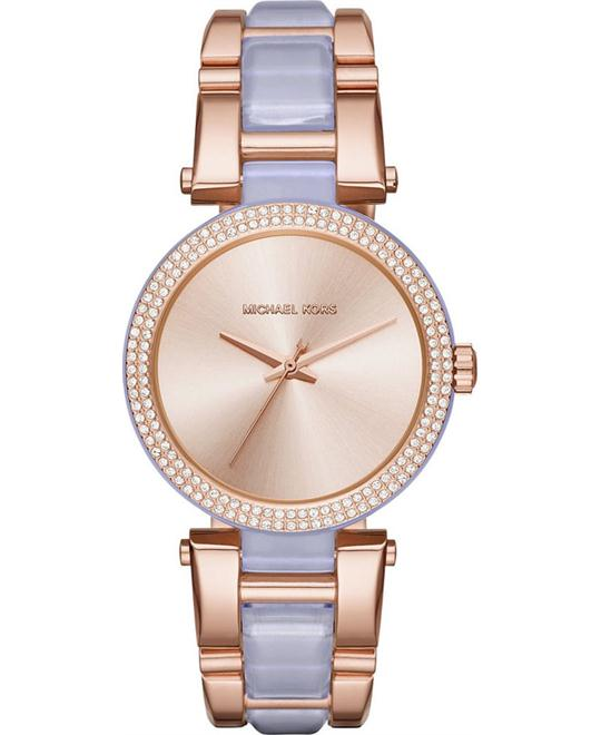 Michael Kors Delray Casual Women's Watch 34mm