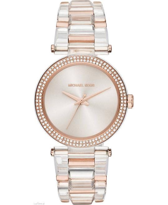 MICHAEL KORS Delray Pave Ladies Watch 36mm