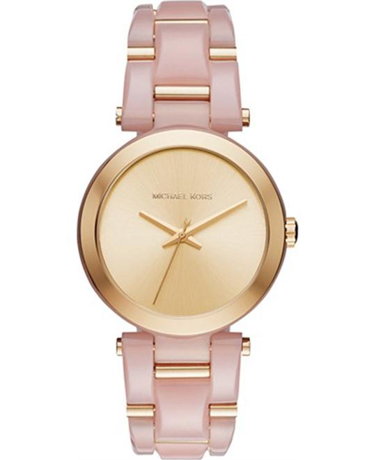 MICHAEL KORS Delray Pink Ladies Watch 36mm