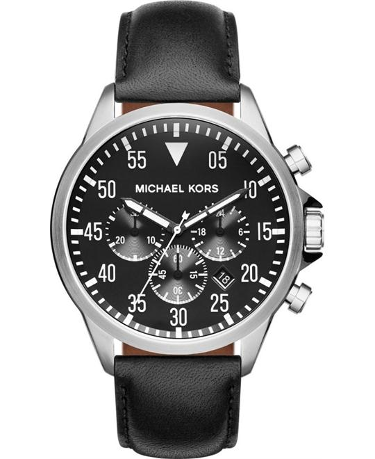 MICHAEL KORS Gage Chronograph Watch 45mm