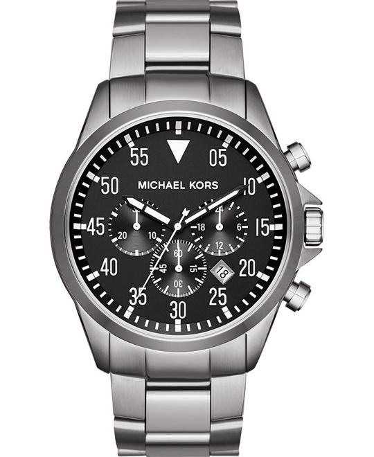 Michael Kors Gage Men's Chronograph Watch 45mm