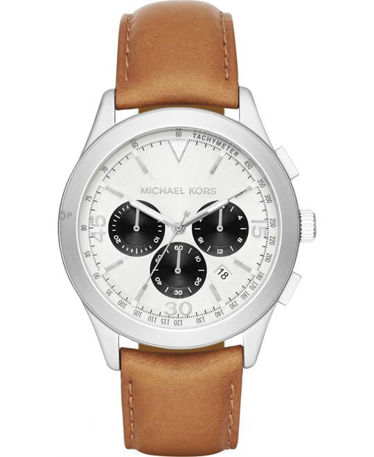 MICHAEL KORS GarethTan Men's Watch 43mm