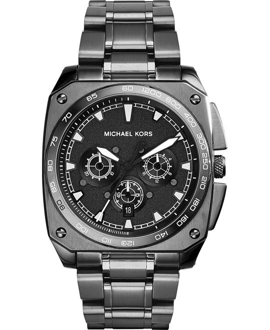 Michael Kors Grandstand Gunmetal Men's Watch 43mm