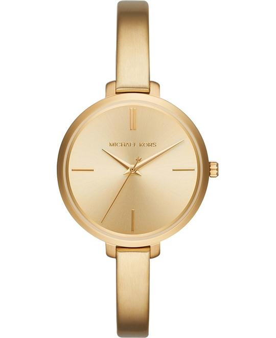 Michael Kors Jaryn Gold-Tone Watch 36mm