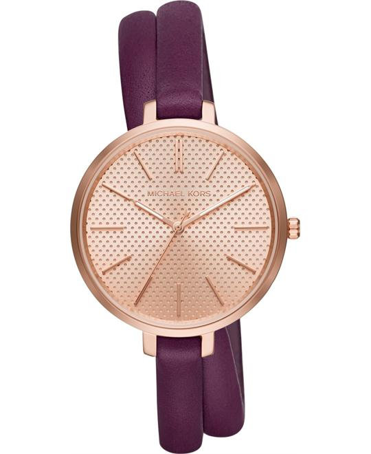 Michael Kors JARYN Women's Quartz Leather Watch 38mm
