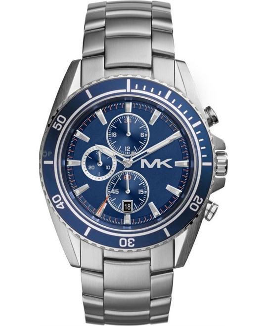MICHAEL KORS JetMaster Chronograph Watch 45mm