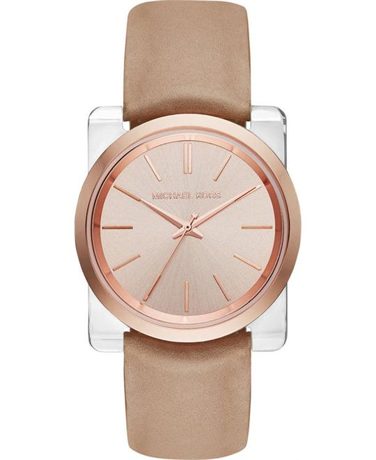 MICHAEL KORS Kempton Rose Ladies Watch 39mm