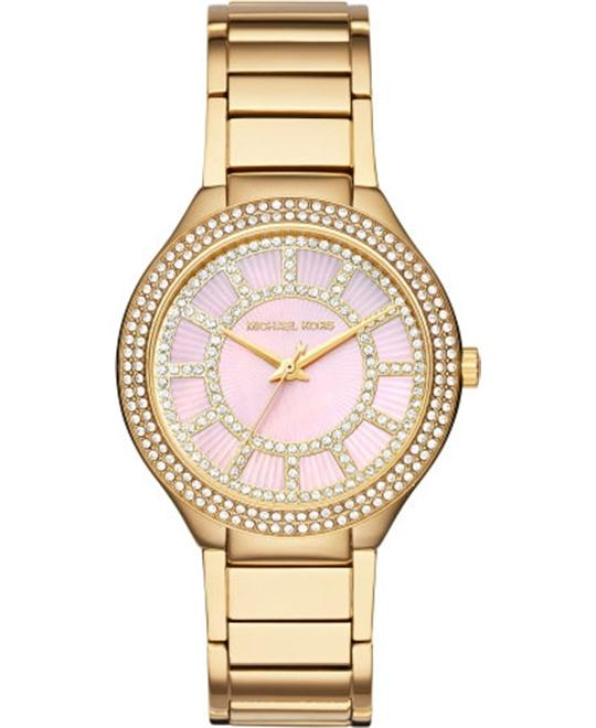 Michael Kors Kerry Gold-Tone Women's Watch 37mm