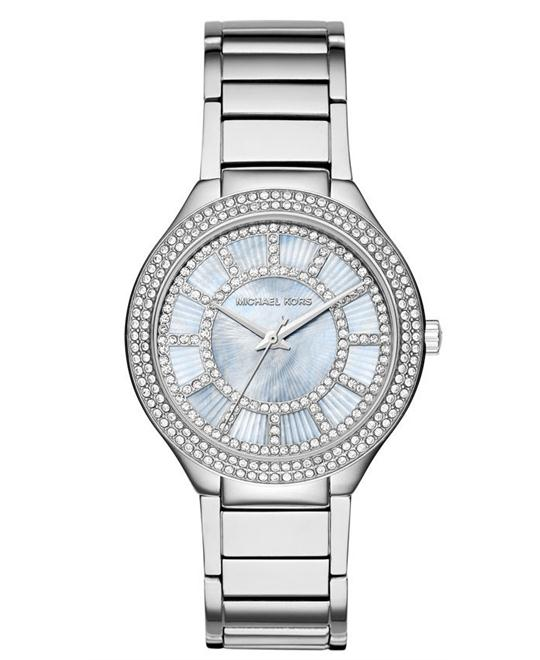 Michael Kors Kerry Pave Crystal Women's Watch 37mm