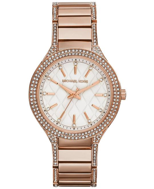 Michael Kors Kerry Rose Gold Tone Women's Watch 38mm