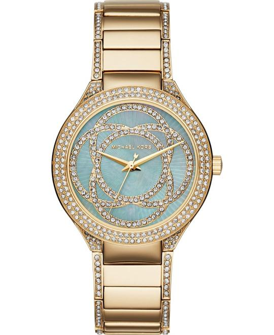 MICHAEL KORS Kerry Women's Gold-Tone Ladies Watch 38mm