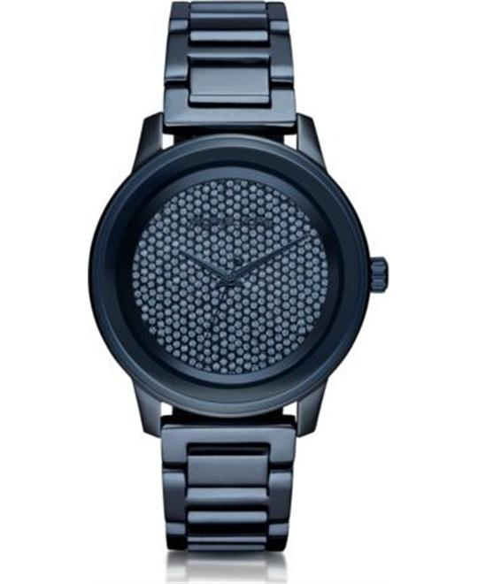 MICHAEL KORS  Kinley Pavé Blue Watch 41.5mm