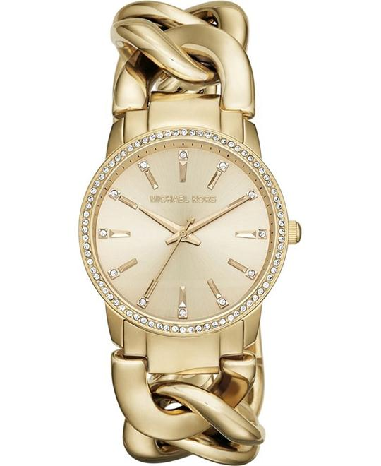 Michael Kors Lady Nini Quartz Women's Watch 35mm