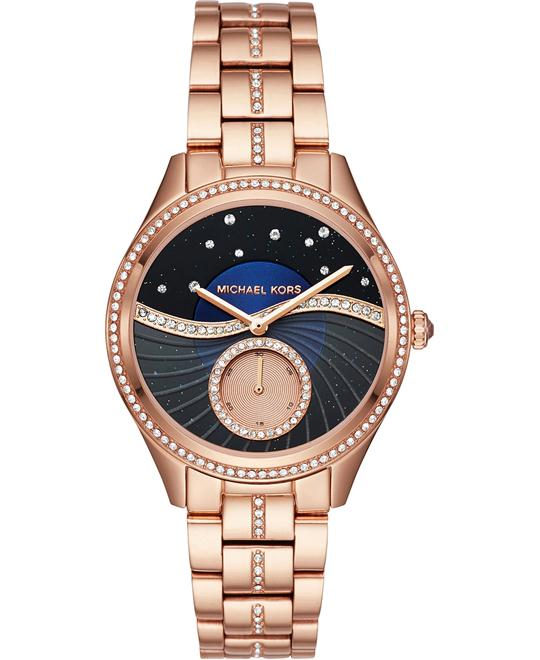 MICHAEL KORS Lauryn Celestial Pavé Watch 38mm
