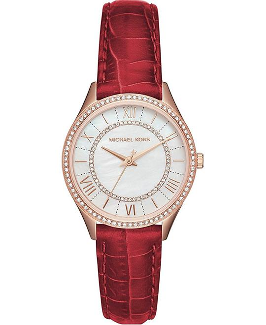 Michael Kors Lauryn Three-Hand Watch 33mm