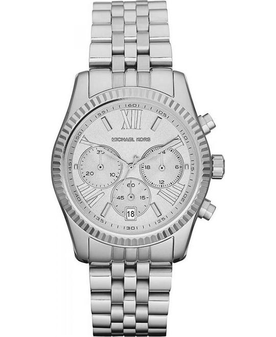 Michael Kors Lexington Unisex Chronograph  Watch 38mm