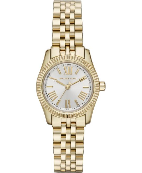 MICHAEL KORS Lexington Gold Ladies Watch 26mm