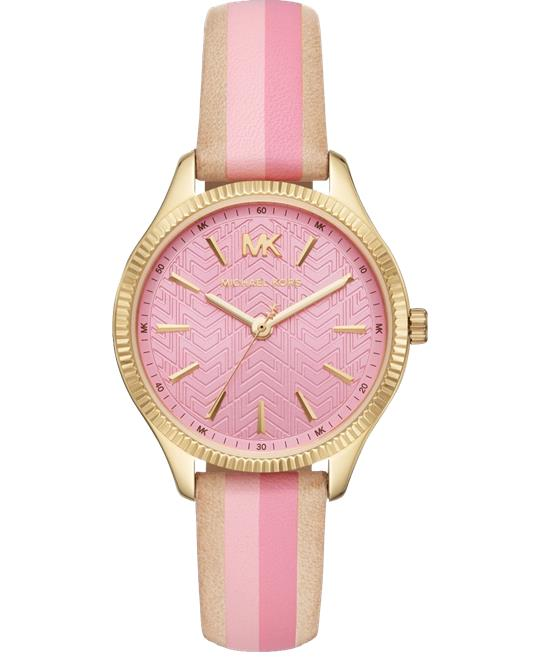 Michael Kors Lexington Mini Striped Watch 36mm