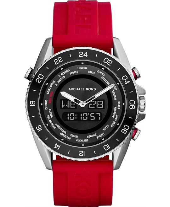 Michael Kors JetMaste Analog-Digital Watch 45mm